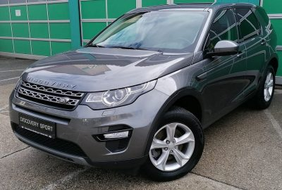 Land Rover Discovery Sport 2,0 TD4 4WD SE bei Autohaus Dobersberg in