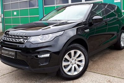 Land Rover Discovery Sport 2,0 TD4 150 4WD Pure Aut. bei Autohaus Dobersberg in