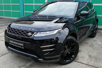 Land Rover Range Rover Evoque 2,0 D150 R-Dynamic S Aut. bei Autohaus Dobersberg in