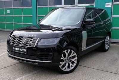 Land Rover Range Rover P400e PHEV Vogue Aut. bei Autohaus Dobersberg in
