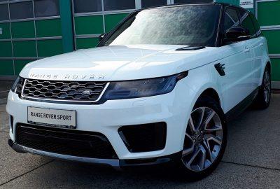 Land Rover Range Rover Sport P400e PHEV Plug-in Hybrid HSE bei Autohaus Dobersberg in