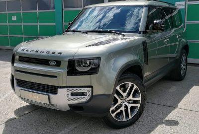 Land Rover Defender 110 D200 SE Aut. bei Autohaus Dobersberg in