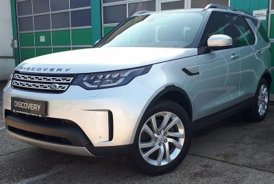 Land Rover Discovery 5 2,0 SD4 HSE Aut. bei Autohaus Dobersberg in