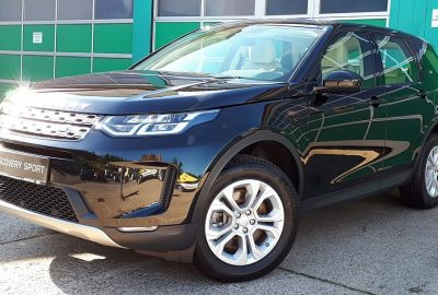 Land Rover Discovery Sport D150 4WD Aut. S bei Autohaus Dobersberg in
