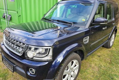 Land Rover Discovery 4 3,0 SDV6 SE bei Autohaus Dobersberg in