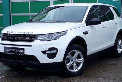 Land Rover Discovery Sport 2,0 TD4 4WD Pure Aut. bei Autohaus Dobersberg in