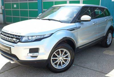 Land Rover Range Rover Evoque Pure 2,2 TD4 Aut. bei Autohaus Dobersberg in