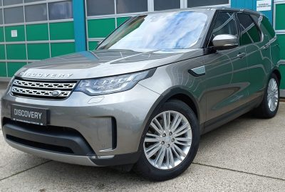 Land Rover Discovery 5 2,0 SD4 HSE Luxury Aut. bei Autohaus Dobersberg in