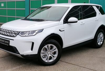 Land Rover Discovery Sport D150 4WD Aut. bei Autohaus Dobersberg in