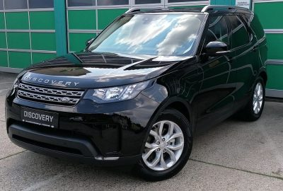 Land Rover Discovery 5 2,0 SD4 S Aut. bei Autohaus Dobersberg in