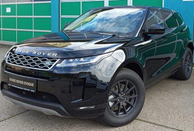 Land Rover Range Rover Evoque D165 Aut. bei Autohaus Dobersberg in